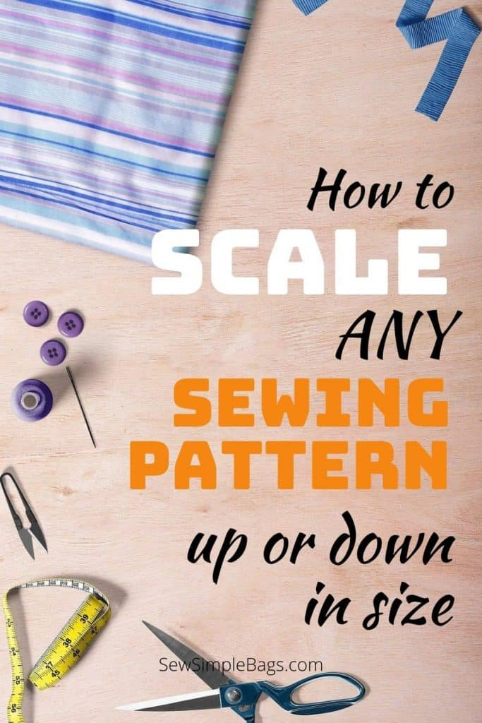 How to easily scale or resize any pdf sewing pattern to make it larger or smaller. With a few mouse clicks you can easily change the size on any pdf digital sewing pattern and make it print larger or smaller. All of the pieces will scale perfectly to the new size so the printer does all of the work for you. Easy beginner video tutorial included too.